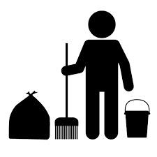 清掃 イラスト