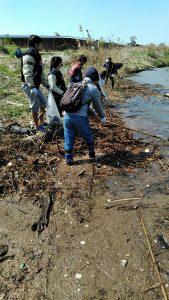 河川清掃2018⑨