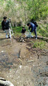 河川清掃2018⑧